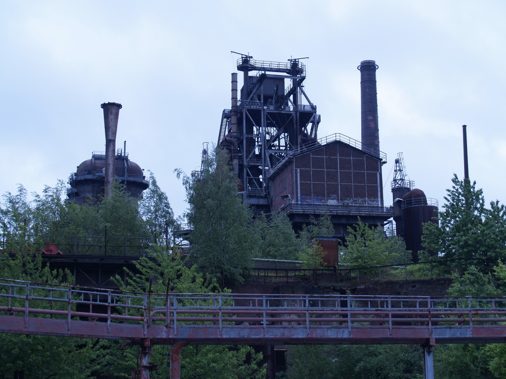 The old smelters